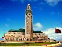 Hassan II Mosque © Andrew E. Larsen