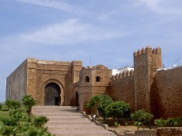 Kasbah des Oudaias, Rabat © Friend of Gilgamesh