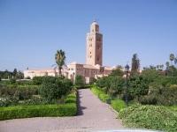 Koutoubia Mosque, Marrakech © Daniel Csorfoly