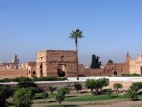 El Badi Palace © Oliver Mallich