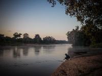 Lugenda River inside Niassa Reserve © TimCowley
