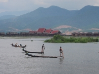 Lake Inle, Myanmar © Clay Gilliland