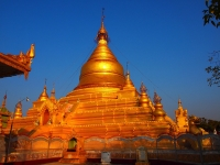 Kuthodaw Pagoda, Mandalay © Paul Arps