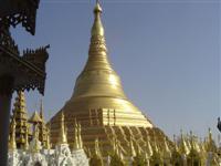 Shwedagon Pagoda © Dwstein