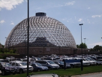 Desert Dome at Omaha Zoo © Dual Freq