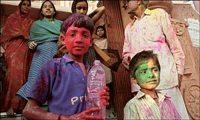 Festival of Holi ©
