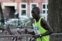 Abel Kirui at the 2014 Amsterdam Marathon © Brankoc
