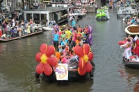 Amsterdam Gay Pride Parade © FaceMePLS