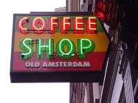 Coffeeshop, Amsterdam © shelleylyn