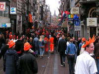 Queen's Day © Bob Tubbs