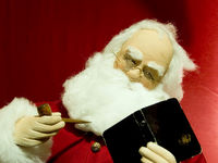 Santa Clause © Creative Commons