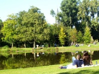 Vondelpark, Amsterdam © Felipek
