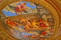 A mural at The Venetian © Paulgokin
