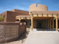 The Indian Pueblo Cultural Center © Jonny Brownbill