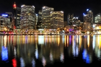 Darling Harbour, Sydney © Arran Bee