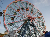 Wonder Wheel, Coney Island © DangApricot