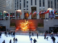 Rockefeller Center NYC © Mr Bullitt