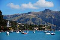 Akaroa Harbour © Robert Young