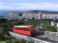 Wellington Cable Car © Phil Whitehouse