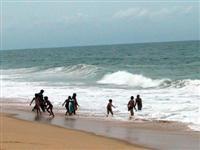 Eleko Beach, near Lagos ©