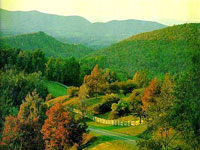 Blue Ridge Parkway © National Park Service