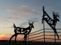 Enchanted Highway © ndtourism.com