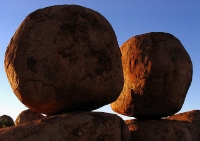 Devil's Marbles, near Tennant Creek © David Taus