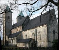 St Mary's Church © Nina Aldin Thune