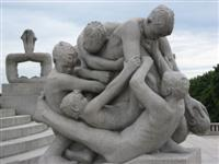 Vigeland Park © gerry.scappaticci