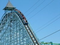 Cedar Point Amusement Park © Stratosphere