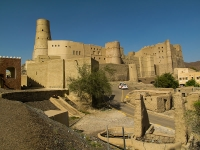Bahla Fort © Francisco Anzola