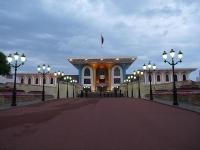 Qasr Al Alam Royal Palace © Ji-Elle