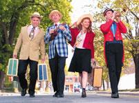 \'Welcome To Vaudeville\' (Fringe 2005) © Greg Tjepkema
