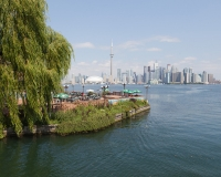 Toronto Islands © Norman Maddeaux