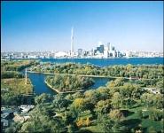 Toronto Islands © City of Toronto