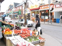 Kensington market © accordionchick
