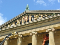 Art Museum Pediment © Ed Uthman