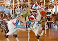 Dentzel Carousel © Smallbones