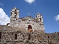 Willkawaman Cathedral, Ayacucho ©