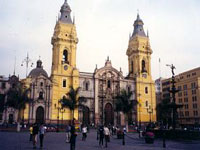 Lima Cathedral © Judith Duk