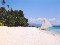 Boracay beach
