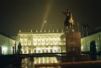 Presidential Palace © adjourned