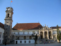 Coimbra University ©