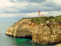 Carvoeiro Lighthouse