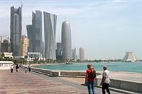Corniche, Doha © ReflectedSerendipity