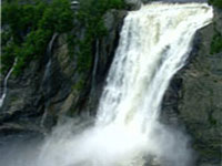 Montmercy Falls ©