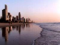 Gold Coast skyline © Adam Zembrzuski