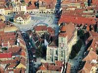 Brasov old town ©