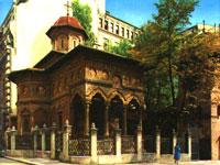 Stavropoleos Church, Bucharest ©