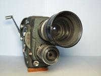 8mm Camera © fdecomite